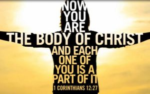 Patrnertship in the Body of Christ