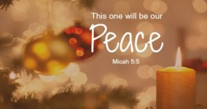 Be our Peace image